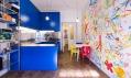 Zrekonstruovaný byt vHolešovicích vsecesním domě
