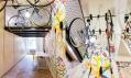 Zrekonstruovaný byt v Holešovicích v secesním domě