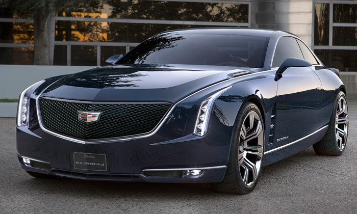 Cadillac odhalil koncept vozu Elmiraj vnovém stylu