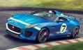 Jaguar Project 7 představen nafestivalu rychlosti Goodwood