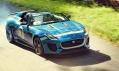 Jaguar Project 7 představený na festivalu rychlosti Goodwood