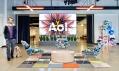 Studio O+A a jejich kanceláře pro AOL