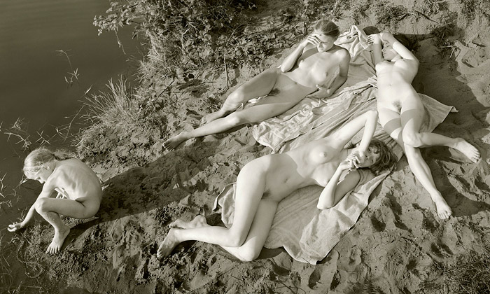 Brno vystavuje naturistické fotky ze světa izČeska