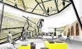 FRAC Center a Les Turbulences na vizualizacích