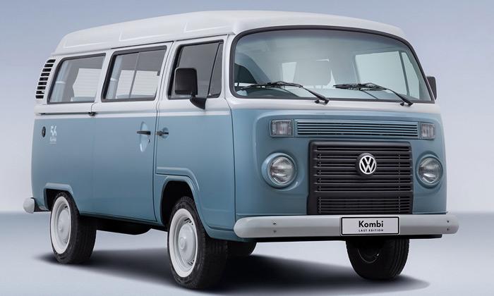 Legendární Volkswagen T2 seloučí limitovanou edicí