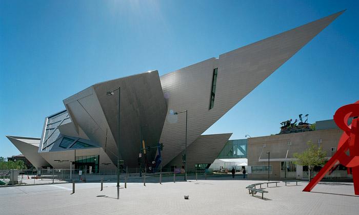 Daniel Libeskind vystavuje vBrně řeč architektury