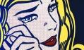 Roy Lichtenstein – Crying Gir 1963