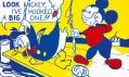 Roy Lichtenstein - Look Mickey