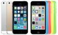 Nové mobilní telefony Apple iPhone5s aApple iPhone5c