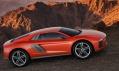 Koncept crossoveru Audi Nanuk Quattro