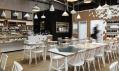 Cornerstone Café vLondýně odPaul Crofts Studio