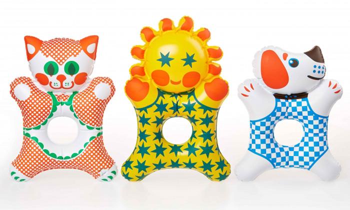 Fatra ukáže naDesignbloku nové nafukovací hračky