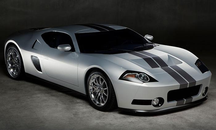 Galpin GTR1 jepřestavěný Ford GT za milion dolarů