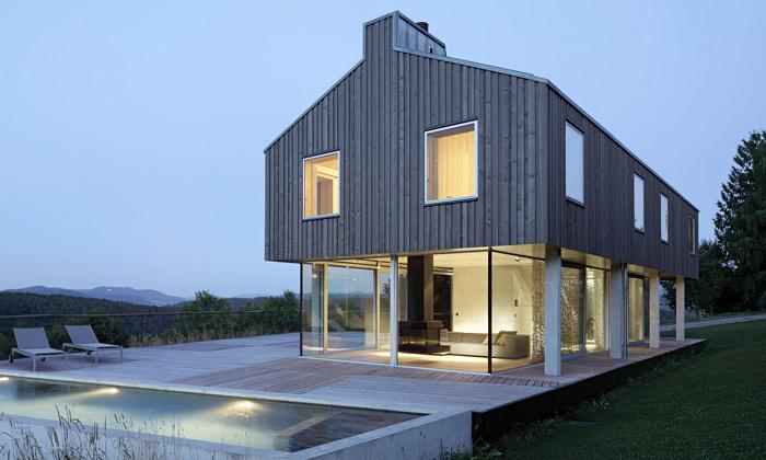 House D získal prestižní ocenění Häuser des Jahres