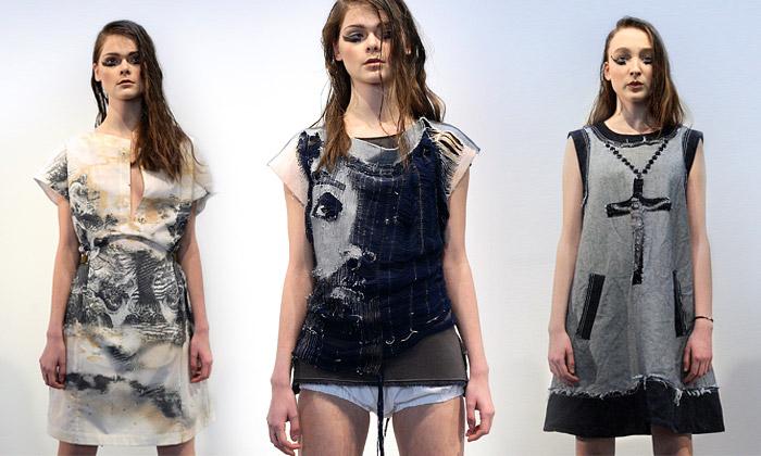 Monika Drápalová ukázala spirituální módní kolekci