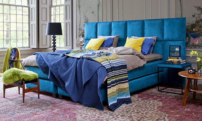 Kuperus uvádí trojici luxusních vysokých postelí