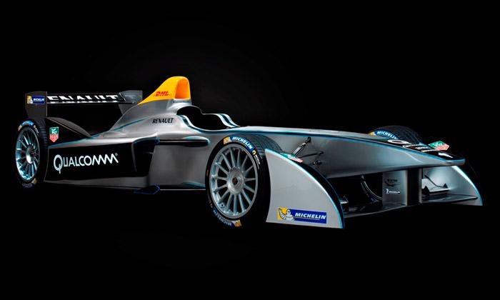 Spark-Renault má elektrický monopost doFormule E