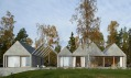 Letní domek na ostrově Lagnö od Tham & Videgård Arkitekter