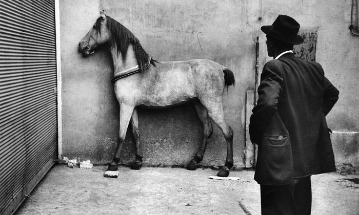 Viktor Kolář vystavil vPraze retrospektivu fotografií