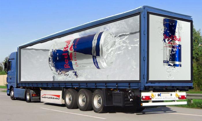AdTrucks vyhlásil soutěž onávrh reklamy nakamion
