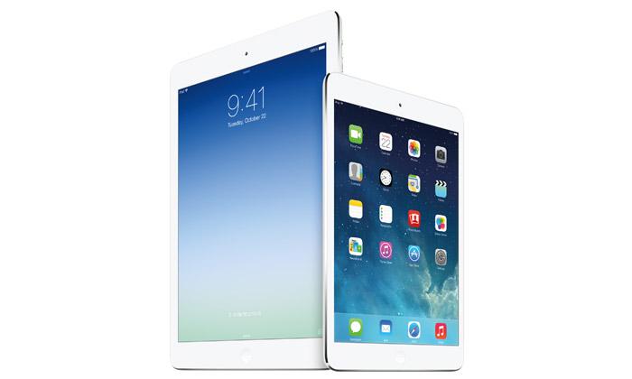 Apple představil nové tablety iPad Air aiPad mini