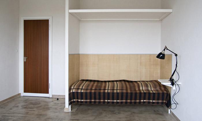 Bauhaus otevřel původní Studio anabízí ubytování