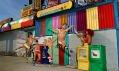 David LaChapelle pro značku Happy Socks