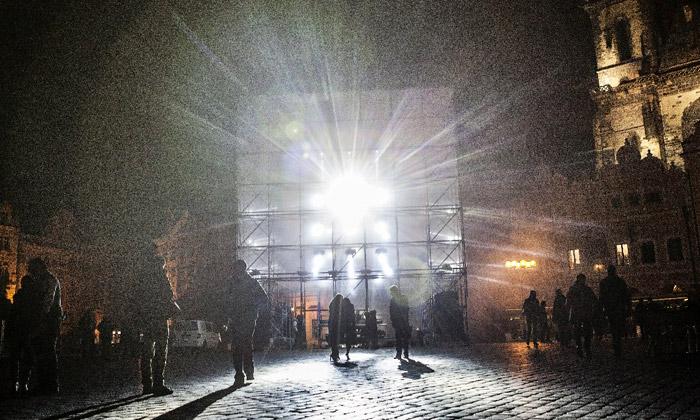 Festival světla Signal startuje vPraze na35 místech