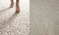 Nino Sarabutra a instalace ze sto tisíc malých porcelánových lebek