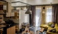 Alex Bykov a jeho rekonstrukce loftového bytu v Kyjevě