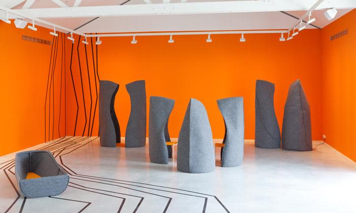 Matali Crasset veze naDesignblok utopickou výstavu