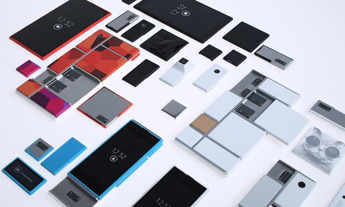 Modulární mobil Phonebloks ožívá jako Project Ara