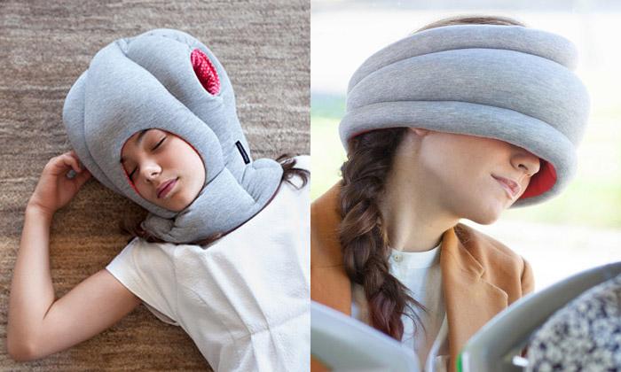 Polštář Ostrich Pillow přichází vJunior iLight verzi