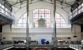 Vinohradský pavilon po rekonstrukci a znovuotevření designu a nábytku