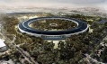 Apple Campus 2 ve městě Cupertino v Kalifornii od Foster + Partners