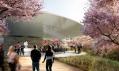 Apple Campus 2 ve městě Cupertino v Kalifornii od Foster + Partners