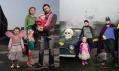 Dita Pepe a série autorportérů a portrétů s rodinami