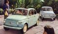 Původní model vozu Fiat 500