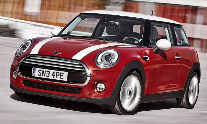 Představen nový Mini Cooper vinovovaném designu