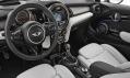 Interiéer vozu Mini Cooper na rok 2013