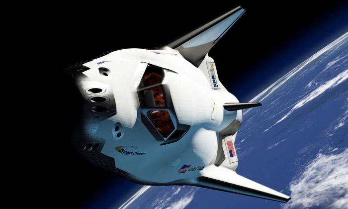 NASA chystá nový malý raketoplán Dream Chaser