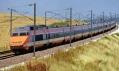 Paul Bracq a vlak TGV