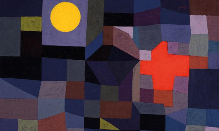 Největší obrazy Paula Klee vystaveny vTate Modern