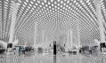 Nový Terminal 3 na letišti Shenzhen Bao'an International Airport od Fuksas