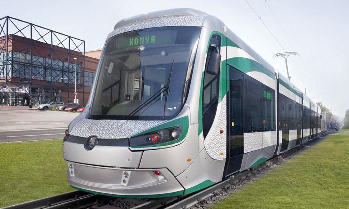 Škoda vyrobila Turecku tramvaje vislámském stylu