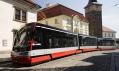 Tramvaj ForCity Praha od plzeňského závodu Škoda Transportation