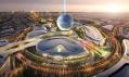 Výstaviště pro Expo 2017 veměstě Astana odAdrian Smith + Gordon Gill Architecture