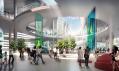 Výstaviště pro Expo 2017 ve městě Astana od Adrian Smith + Gordon Gill Architecture