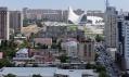 Zaha Hadid a její Heydar Aliyev Centre v Baku v Ázerbájdžánu na fotkách od Iwan Baan