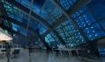 Budova The Opus Dubai od Zahy Hadid jako hotel ME by Melia